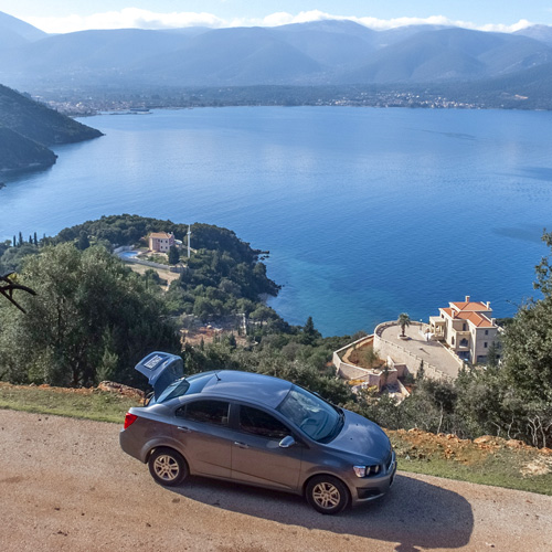 Kefalonia Car Rental - Kefalonia Travel Agency - Rent a Car Kefalonia